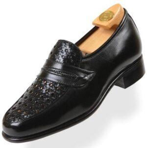 Footwear HiPlus 2001 NR tafilete skin. Add 6 to 7 cm height