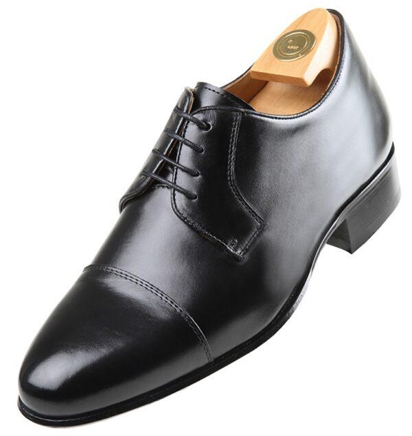Footwear HiPlus 3010 N in boxcalf skin. Add 6 to 7 cm height