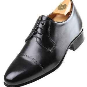 Footwear HiPlus 7010 N in boxcalf skin. Add 7 to 8 cm height