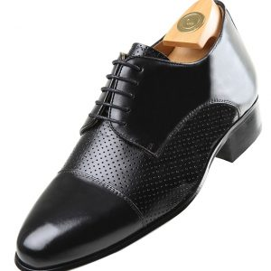 NP 3010 HiPlus shoes in boxcalf skin. Add 6 to 7 cm height