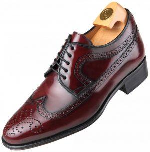 HiPlus Elevator Shoes - Model 3021 B - Increase Height 6-7 cm
