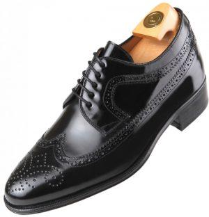 HiPlus Elevator Shoes - Model 3021 N - Increase Height 6-7cm