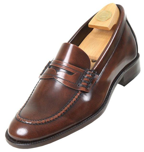 Footwear HiPlus 3512 M in florantic skin. Add 6 to 7 cm height