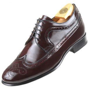 Footwear HiPlus 3521 B florantic skin. Add 6 to 7 cm height