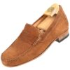 Footwear HiPlus 5010 M in split leather. Add 6 to 7 cm height