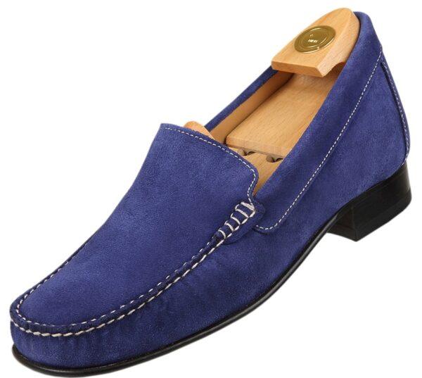 HiPlus Elevator Shoes - Model 5014 Az - Increase Height 5-6 cm