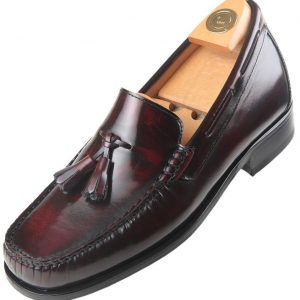 HiPlus Elevator Shoes - Model 5016 B - Increase Height 5-6 cm