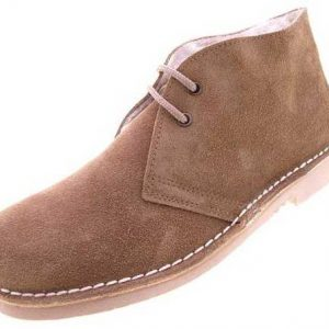 514 MB HiPlus shoes in suede leather. Add 5 to 6 cm tall