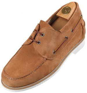 HiPlus Elevator Shoes - Model 6010 Mc - Increase Height 6-7 cm