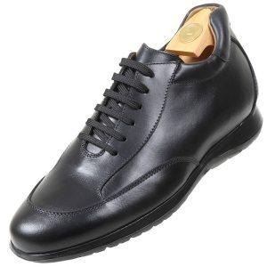 Footwear HiPlus 6631 N in boxcalf skin. Add 6 to 7 cm height