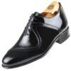 Footwear HiPlus 7009 N in florantic skin. Add 7 to 8 cm height