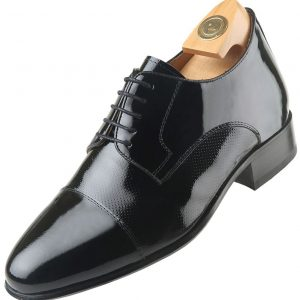 Elevator Shoes - HiPlus 7010 CH patent leather