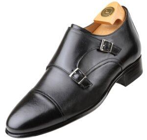HiPlus Elevator Shoes - Model 7017 N - Increase Height 7-8 cm