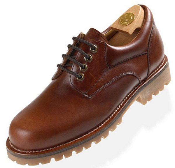 HiPlus Elevator Shoes - Model 7033 M - Increase Height 6-7 cm