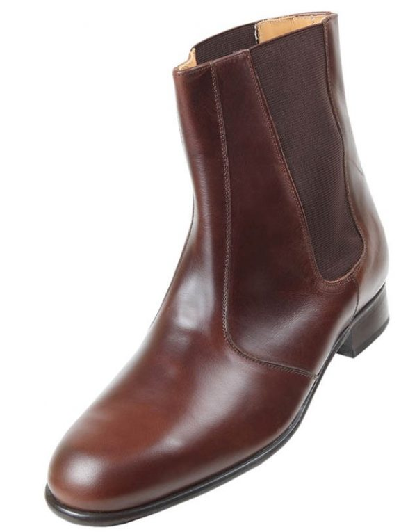 Footwear HiPlus 7037 M leather pull. Add 7 to 8 cm height
