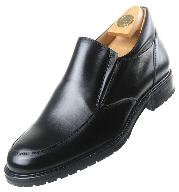 Footwear HiPlus 7400 N in boxcalf skin. Add 7 to 8 cm height