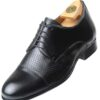 NP 7510 HiPlus shoes in boxcalf skin. Add 6 to 7 cm height