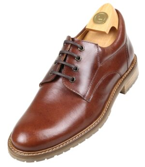 Footwear HiPlus 7533 M leather pull. Add 7 to 8 cm height