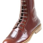 Footwear HiPlus 7540 M MOTOBOOT leather pull. Add 7 to 8 cm height