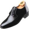 HiPlus Elevator Shoes - Model 7600 Nc - Increase Height 7-8 cm