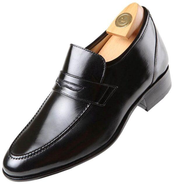 HiPlus Elevator Shoes - Model 7606 N - Increase Height 7-8 cm