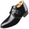 HiPlus Elevator Shoes - Model 7617 N - Increase Height 7-8 cm