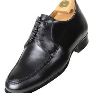 Footwear HiPlus 7520 N in boxcalf skin. Add 6 to 7 cm height