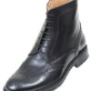 Footwear HiPlus 7527 N in boxcalf skin. Add 7 to 8 cm height