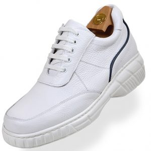 HiPlus Elevator Shoes - Model 8032 BL - Increase Height 7-8 cm