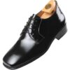HiPlus Elevator Shoes - Model 8131 Nc - Increase Height 7-8 cm