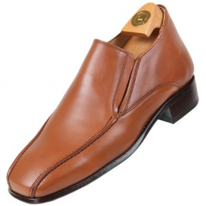 HiPlus shoes MC 8141 in boxcalf skin. Add 7 to 8 cm height