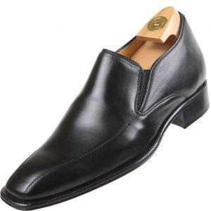 Footwear HiPlus 8401 N in boxcalf skin. Add 7 to 8 cm height