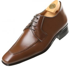 HiPlus 8420 Mc shoes in boxcalf skin. Add 7 to 8 cm height