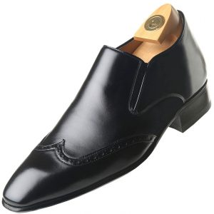 Elevator Shoes HiPlus 8605 Nc in boxcalf skin