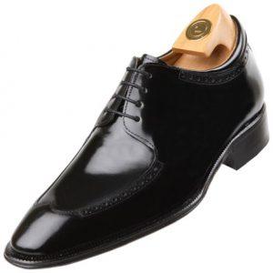 Footwear HiPlus 8607 NL in florantic skin. Add 7 to 8 cm height