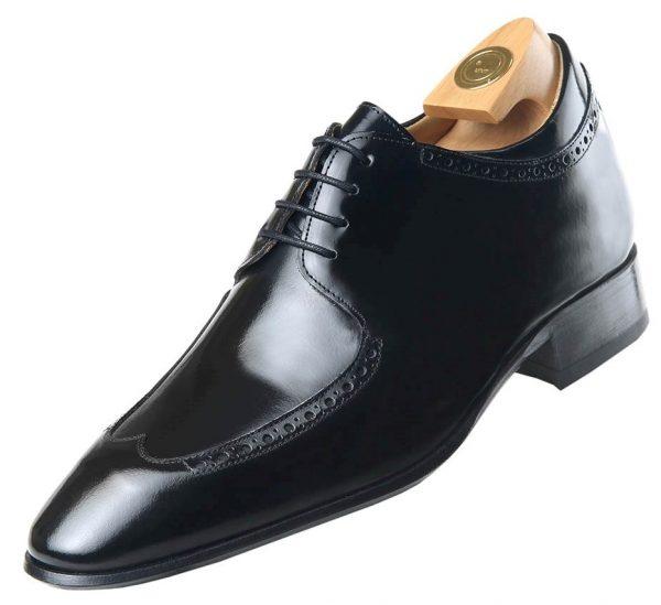 HiPlus Elevator Shoes - Model 8607 NC - Increase Height 7-8 cm