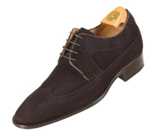HiPlus Elevator Shoes - Model 8621 A - Increase Height 7-8 cm