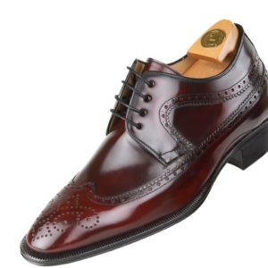 HiPlus Elevator Shoes - Model 8621 B - Increase Height in 7-8 cm