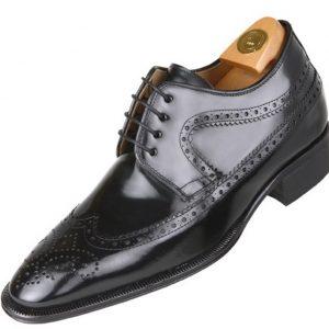 HiPlus Elevator Shoes - Model 8621 N - Increase Height 7-8 cm
