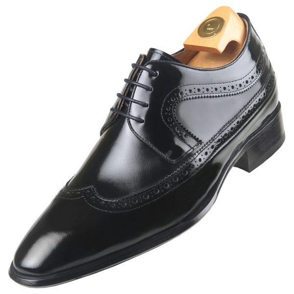 Footwear HiPlus 8621 LN in florantic skin. Add 7 to 8 cm height