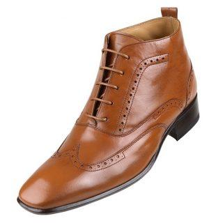HiPlus Elevator Shoes - Model 8709 M - Increase Height 7-8 cm