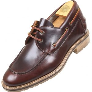 HiPlus 9010 Mc shoes leather pull. Add 7 to 8 cm height