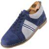 Footwear HiPlus 7034 AM in split leather. Add 6 to 7 cm height