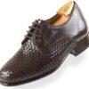Footwear HiPlus 7019 M in tafilete skin. Add 6 to 7 cm height