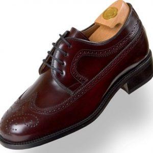 Footwear HiPlus 7021 B florantic skin. Add 6 to 7 cm height