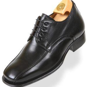 Footwear HiPlus 8142 N in boxcalf skin. Add 7 to 8 cm height