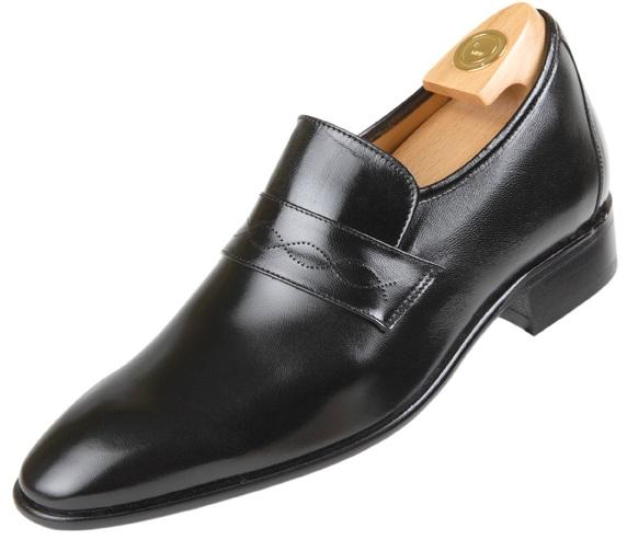 Footwear HiPlus 8603 N in tafilete skin. Add 7 to 8 cm height