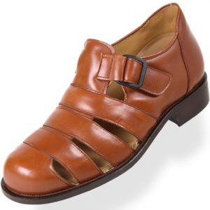 Footwear HiPlus 9300 M in boxcalf skin. Add 7 to 8 cm height