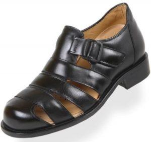 Footwear HiPlus 9300 N in boxcalf skin. Add 7 to 8 cm height