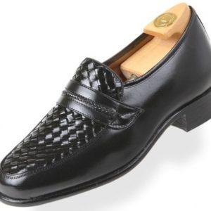 2001 N HiPlus shoes in tafilete skin. Add 6 to 7 cm height
